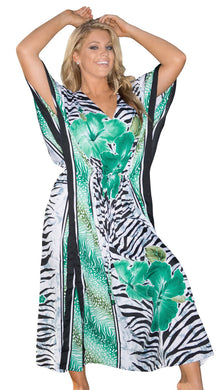 la-leela-lounge-likre-printed-long-caftan-tunic-dress-women-white_99-osfm-14-18w-l-2x