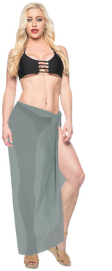 la-leela-sheer-chiffon-women-wrap-beach-sarong-solid-swimsuit-wrap-skirts-full-long-Grey_T190