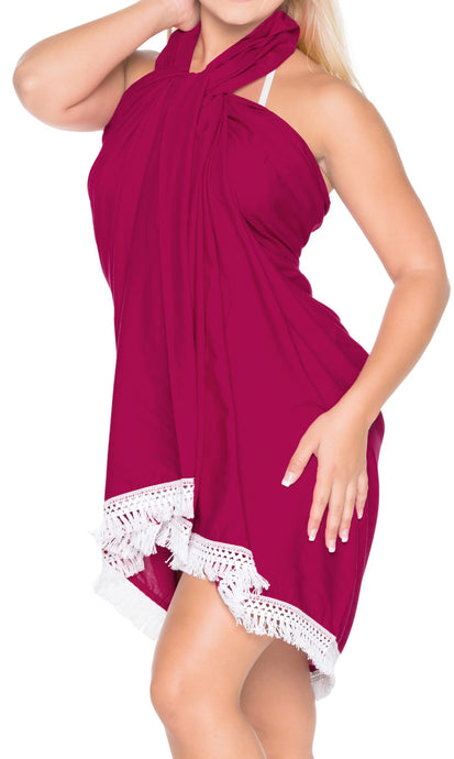 la-leela-rayon-cover-up-suit-womens-beach-sarong-solid-78x39-dark-pink_3623-pink_r804