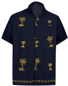 la-leela-mens-casual-beach-hawaiian-shirt-aloha-tropical-beach-front-pocket-short-sleeve-navy-blue