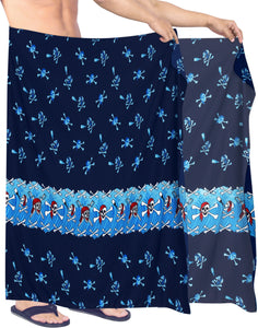 la-leela-beach-wear-mens-sarong-pareo-wrap-cover-upss-bathing-suit-beach-towel-swimming-Blue_Q63