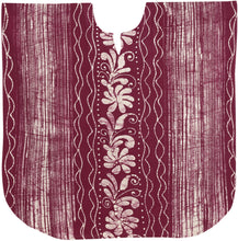 Load image into Gallery viewer, la-leela-cotton-caftan-beach-dress-casual-womens-dark-pink_c811-osfm-10-18