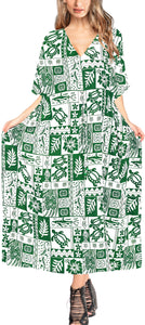 la-leela-likre-printed-long-caftan-dress-women-Green-White-printed_Kaftan