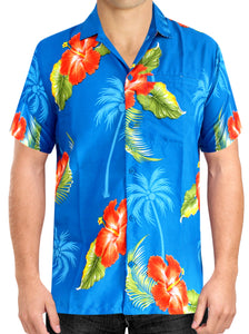 la-leela-mens-casual-beach-hawaiian-shirt-aloha-tropical-beach-front-pocket-short-sleeve-regular-fit-blue