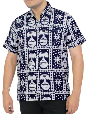 la-leela-mens-casual-beach-hawaiian-shirt-aloha-tropical-beach-front-pocket-short-sleeve-relaxed-fit-navy-blue