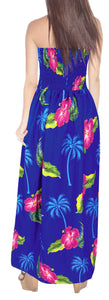 la-leela-evening-beach-swimwear-soft-printed-backless-cover-up-tube-dress-royal-blue-363-one-size