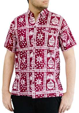 la-leela-mens-casual-beach-hawaiian-shirt-for-aloha-tropical-beach-front-pocket-short-sleeve-maroon