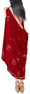 la-leela-christmas-santa-hawaiian-women-swim-suit-sarong-solid-78x39-red_3230