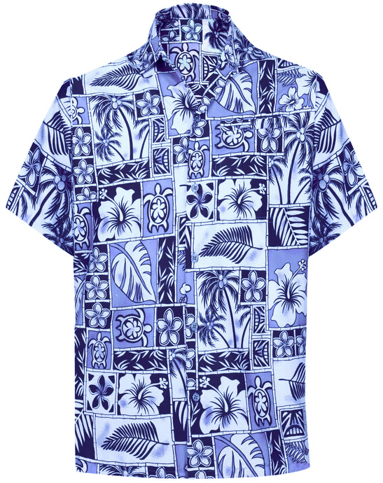 la-leela-shirt-casual-button-down-short-sleeve-beach-shirt-men-aloha-pocket-Shirt-Blue_W404