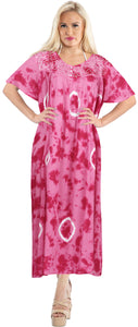 la-leela-casual-dress-beach-cover-up-rayon-tie-dye-cover-up-womens-swimsuit-skirt-Pink_I794