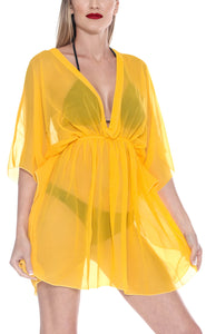 la-leela-bikni-swimwear-chiffon-solid-blouse-cover-ups-women-osfm-8-16w-m-1x-yellow_843