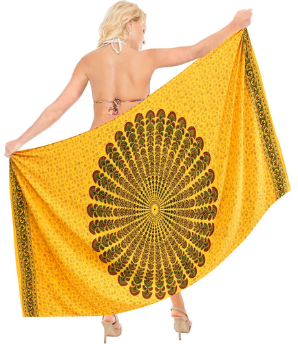 la-leela-swimwear-rayon-long-swim-dress-beach-girl-swimsuit-sarong-printed-78x39-yellow_4923