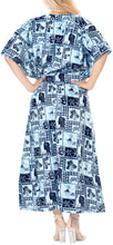 Load image into Gallery viewer, la-leela-lounge-cotton-printed-long-caftan-dress-women-navy-blue_577-osfm-14-22w-l-3x