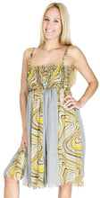 Load image into Gallery viewer, la-leela-womens-one-size-beach-dress-tube-dress-one-size-2