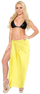 la-leela-womens-beach-bikini-cover-up-wrap-bathing-suit-sarong-solid-5-one-size
