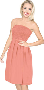 la-leela-womens-one-size-beach-dress-tube-dress-one-size-5