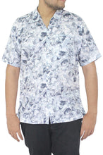 Load image into Gallery viewer, la-leela-mens-aloha-hawaiian-shirt-short-sleeve-button-down-casual-beach-party-9