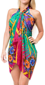 la-leela-womens-bikini-wrap-cover-up-swimsuit-sarong-dress-digital-one-size