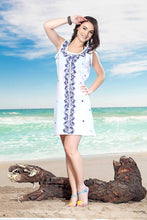 Load image into Gallery viewer, la-leela-rayon-solid-cover-up-lounge-girl-osfm-14-20-l-2x-white_6076