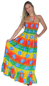 la-leela-3-in-1-vintage-floral-halter-neck-dress-long-maxi-beach-skirt-women