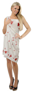 la-leela-womens-beachwear-bathing-sarong-bikini-cover-up-wrap-dress-30-one-size