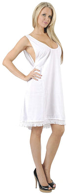 LA LEELA Bikini Swim Beach wear Swimsuit Cover ups Women Caftan Dress Solid