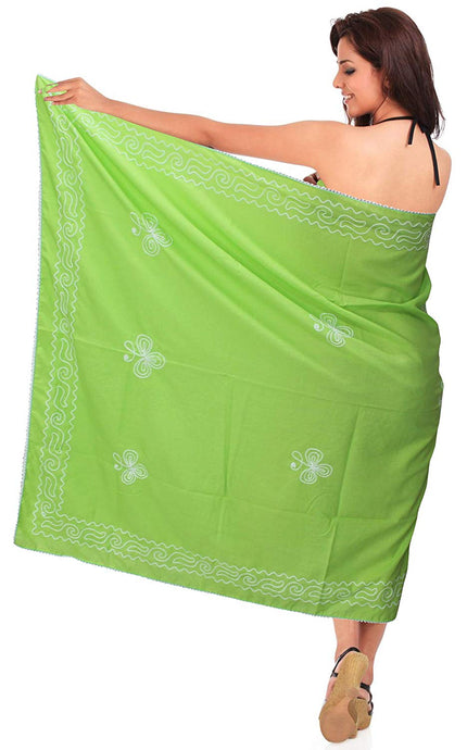la-leela-rayon-wrap-pareo-swimsuit-women-beach-sarong-solid-72x42-green_25