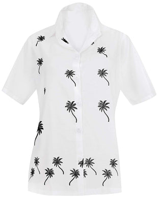 women-hawaiian-shirt-blouses-embroidered-casual-workwear-short-sleeve-dress-top