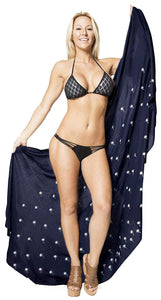 la-leela-women-beachwear-bikini-wrap-cover-up-swimwear-solid-25-plus-size