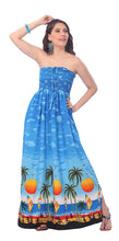 Load image into Gallery viewer, la-leela-womens-one-size-beach-dress-tube-dress-one-size-12