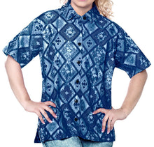Load image into Gallery viewer, Ladies Hawaiian Shirt Tank Blouses Beach Top Casual Aloha Holiday Button Up