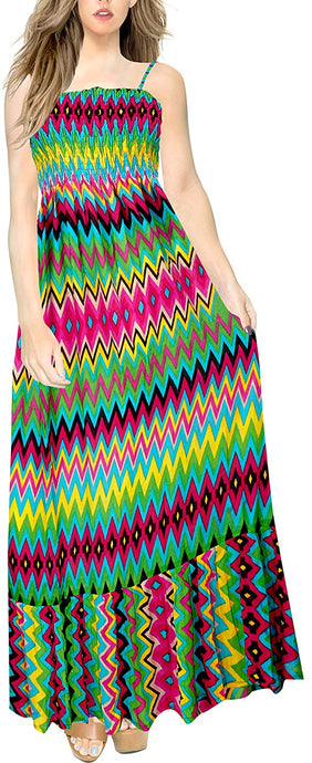 Tube Dress Maxi Skirt Beach Backless Sundress Halter Evening Casual Swimsuit