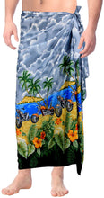 Load image into Gallery viewer, Floral Beachwear Swimwear Soft Likre Wrap Vintage Sleepwear Pareo Aloha Sarong
