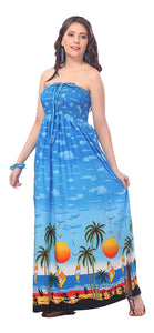 la-leela-womens-one-size-beach-dress-tube-dress-one-size-12