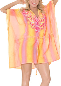 la-leela-bikini-swimwear-swimsuit-beach-cover-ups-women-summer-dress-gradient