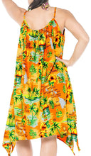 Load image into Gallery viewer, la-leela-coverup-beach-bikini-wear-swimsuit-kimono-summer-dresses-women-printed
