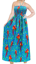Load image into Gallery viewer, Tube Dress Maxi Skirt Beach Sundress Halter Boho Evening Party Swimsuit Backless