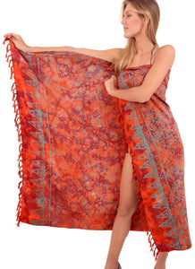 la-leela-bathing-suit-tie-slit-sarong-bikini-cover-up-printed-70x43-orange_4634