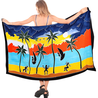 la-leela-rayon-bathing-towel-beach-womens-wrap-sarong-printed-78x43-blue_4811