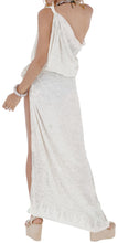 Load image into Gallery viewer, la-leela-rayon-bikini-suit-cover-up-sarong-cover-up-printed-78x43-white_4428