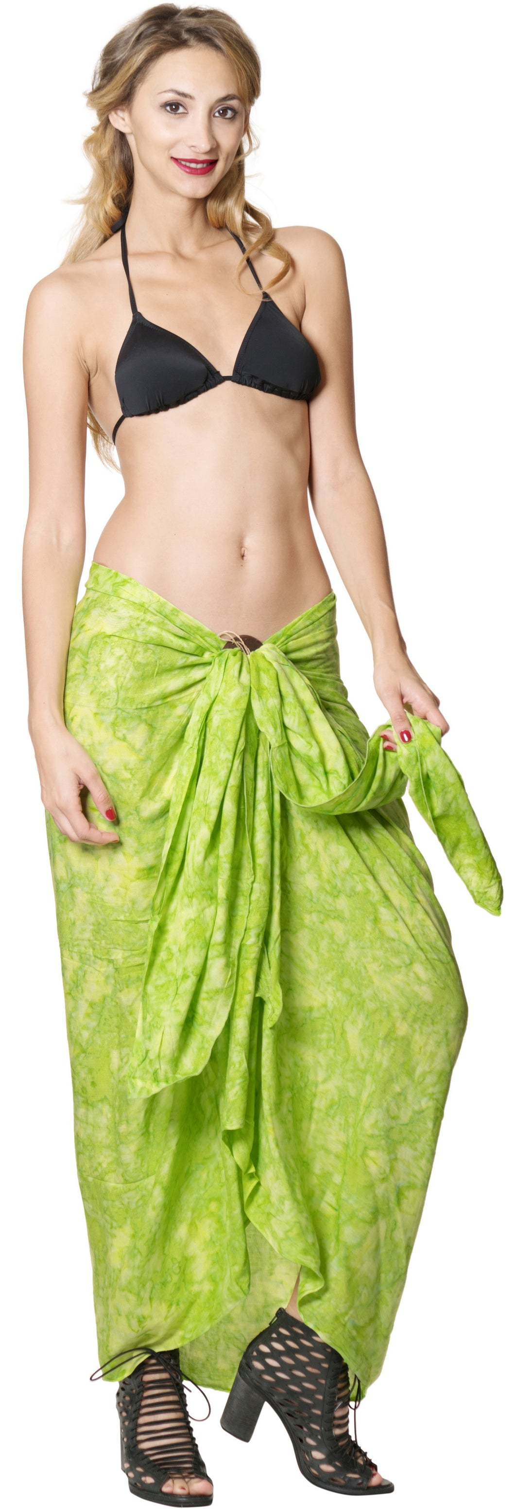 la-leela-swimwear-rayon-hawaiian-beach-dress-swimsuit-sarong-tie-dye-78x43-parrot-green_4460