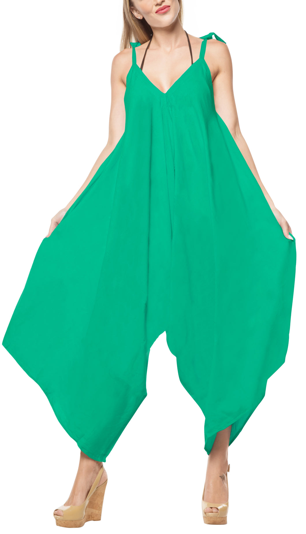 la-leela-beach-dress-solid-casual-swimwear-stretchy-osfm-14-16-sea-green_3429
