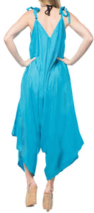 la-leela-solid-casual-swimwear-jumpsuit-dress-stretchy-osfm-14-16-turquoise_3431