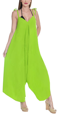 la-leela-beach-dress-solid-beach-vacation-stretchy-osfm-14-16-parrot-green_3433