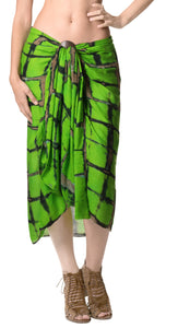 la-leela-rayon-swimsuit-cover-up-long-dress-sarong-tie-dye-78x43-green_4501