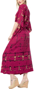 la-leela-rayon-tie_dye-caftan-hawaiian-beach-dress-red_1390-osfm-14-32w