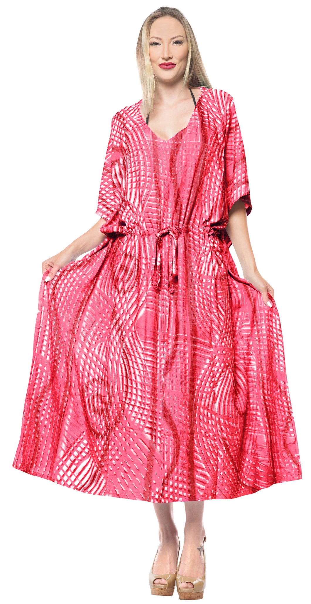 la-leela-rayon-tie_dye-caftan-tunic-beach-dress-women-red_1376-osfm-14-32w
