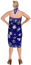 Load image into Gallery viewer, la-leela-soft-light-bathing-beach-wrap-sarong-printed-88x39-royal-blue_2542