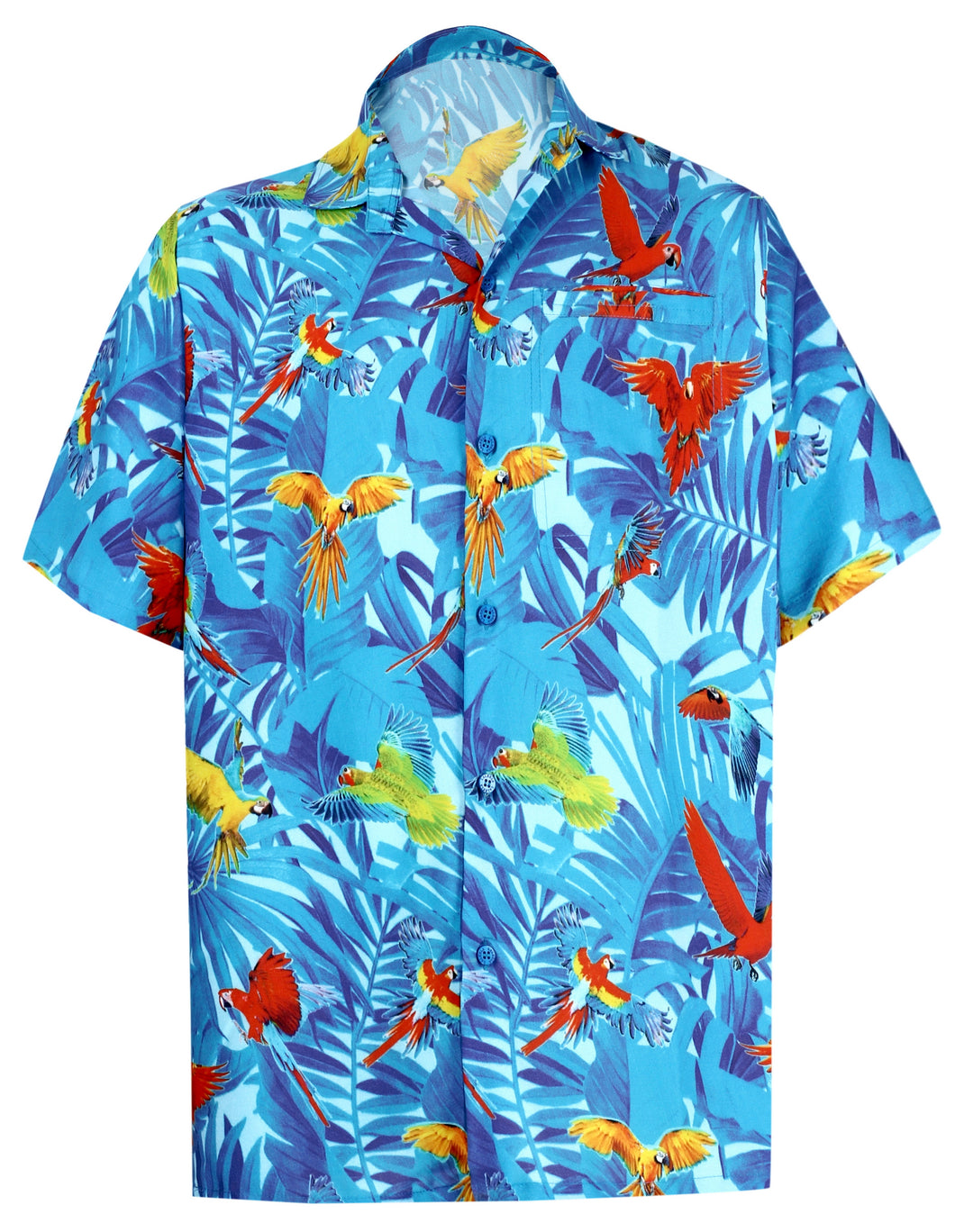 la-leela-shirt-casual-button-down-short-sleeve-beach-shirt-men-aloha-pocket-Shirt-Blue_W601