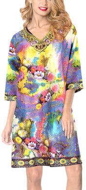 la-leela-bikni-swimwear-chiffon-digital-hd-print-tunic-vintage-cover-up-Multicolor_A454